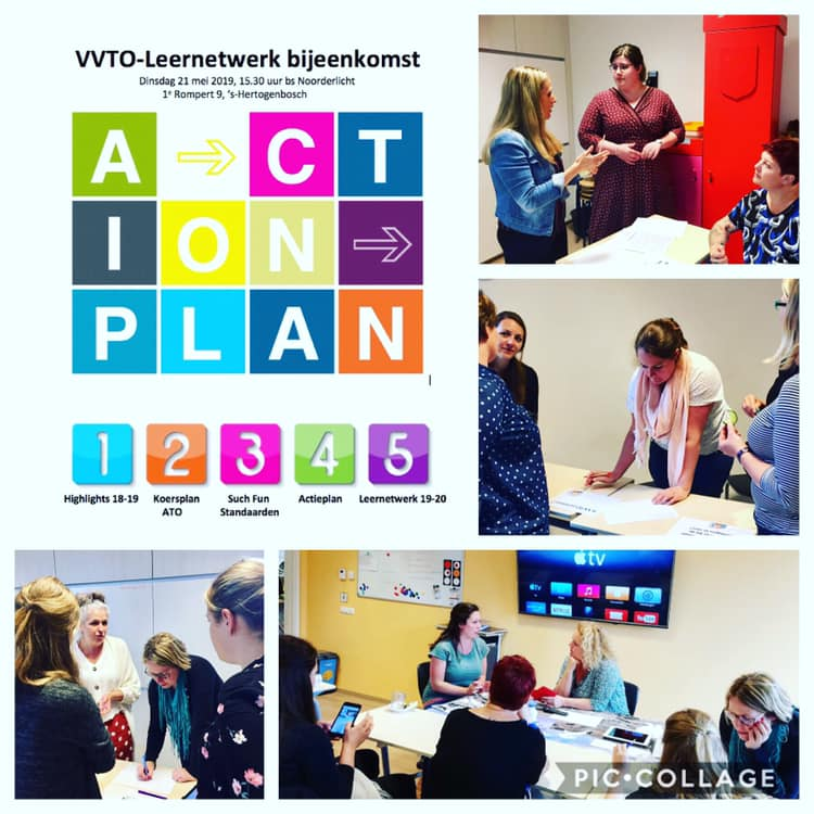 VVTO Leernetwerk mei 2019