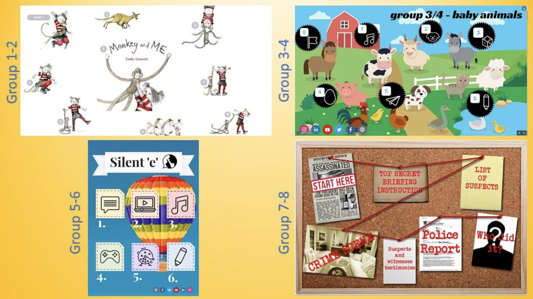 Thuis (online) Engels leren, week 5