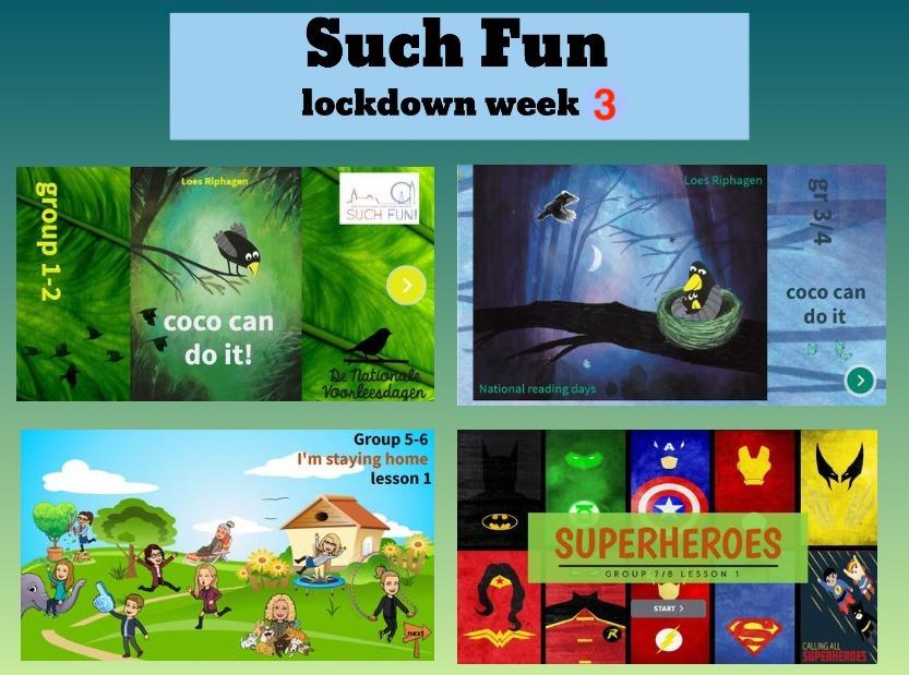 Online Engels, week 3