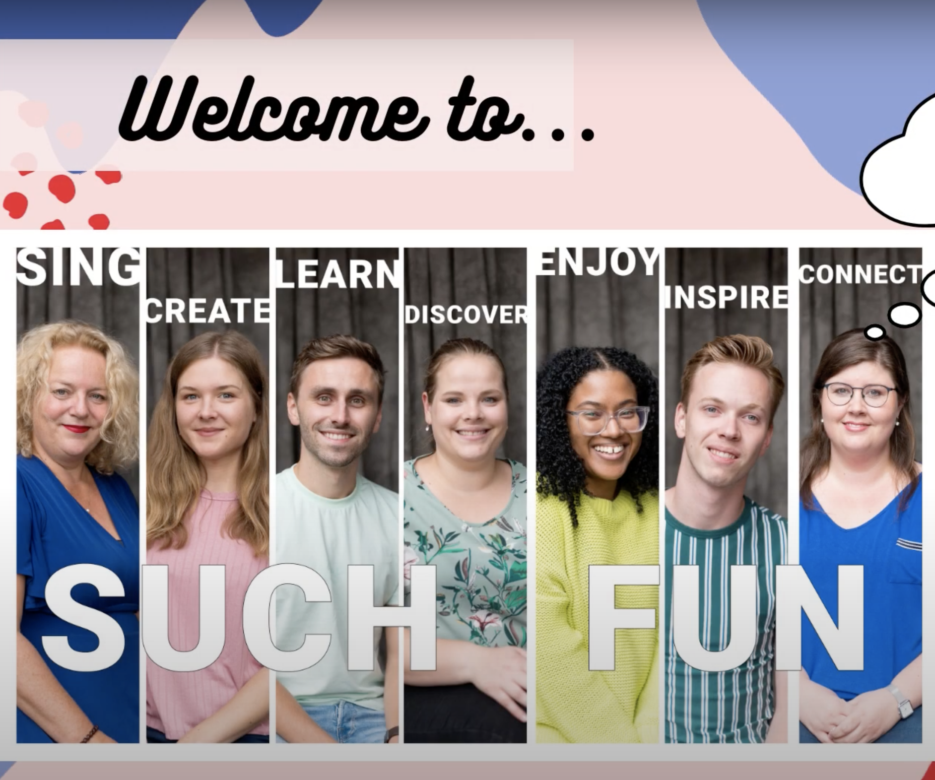 Welcome to Such Fun!