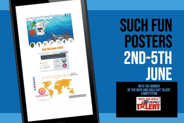 Online Engels leren, 2-5 juni