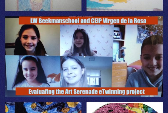 Art Serenade, an eTwinning project evaluation
