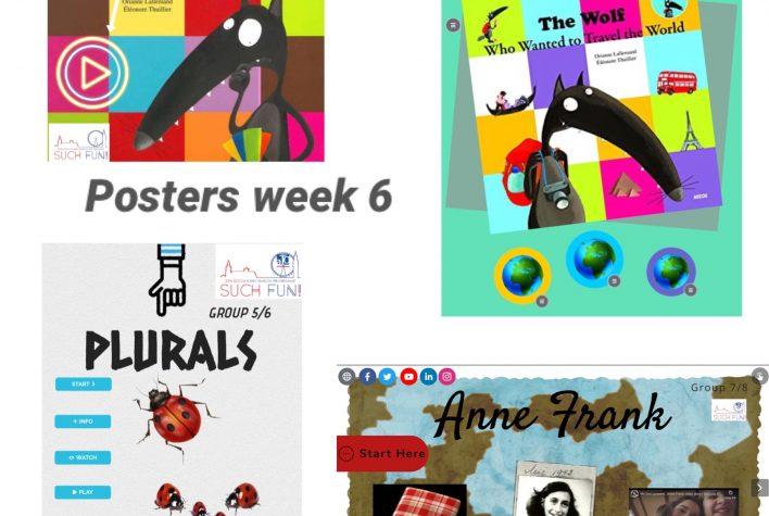 Thuis (online) Engels leren, week 6