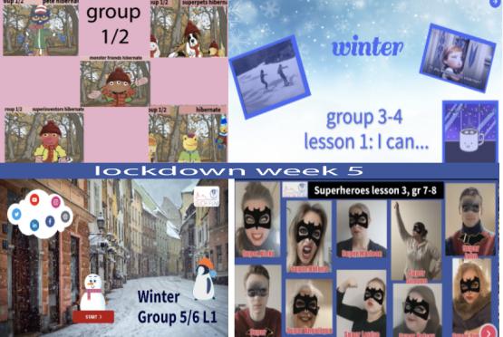 Online Engels week 5