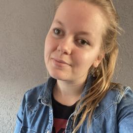 Gita van Beurden (NL)