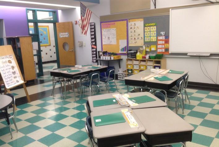 Day 1 At Arthur Healey's Elementary School